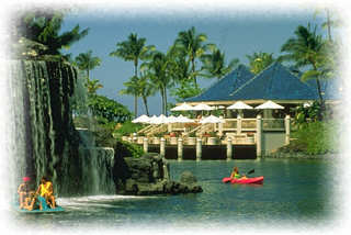 Hilton-Waikaloa, Big Island, Hawaii